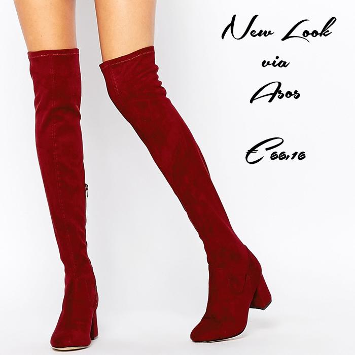 Over Knee Boots Laarzen